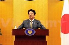 日本首相:加强日本同东盟的关系