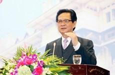 阮晋勇总理:经济外交应抓住机遇 加快国家经济社会发展步伐