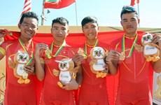 第27届东运会:越南体育代表团获得第45枚金牌