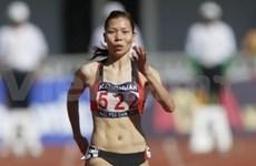 第27届东运会17日:越南田径运动员夺两枚金牌