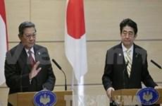 日本帮助印度尼西亚发展基础设施