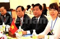 第19次东盟交通部长会议在老挝召开