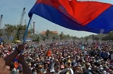 柬埔寨人民党和反对党救国党将恢复谈判