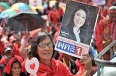 泰国总理肯定大选定于2014年2月2日举行