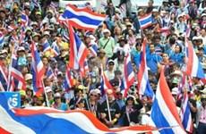 泰国反对派拟阻止选举进程
