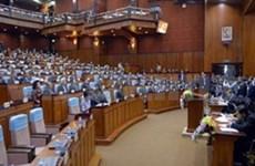 柬埔寨执政党人民党指控反对党的政变行为