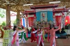 泰国披集府胡志明主席纪念区正式动工兴建