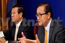 柬埔寨国会常委会建议将救国党席位分配给其他政党