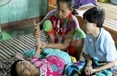 共同携手抚平橙毒剂受害者的伤痛