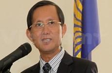 柬埔寨CPP和CNRP代表会晤 为即将展开的政治谈判做准备