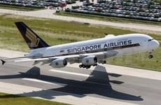 新加坡航空公司减少飞往曼谷的航班