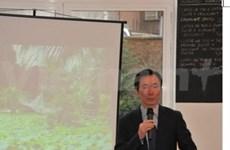 旅居比利时越南人举行2014新年见面会