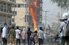 柬埔寨救国党要对暴力和动荡局势负责
