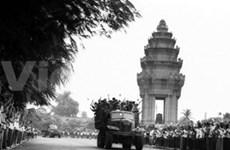 柬埔寨人民永远铭记越南人民志愿军的崇高牺牲