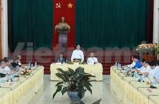 阮晋勇总理:嘉莱省应大力减少少数民族地区贫困人口