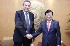 越南与阿尔及利亚加强投资合作