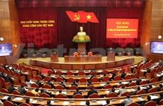 2014年党建工作全国干部会议在河内召开