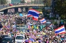 泰国反对派为即将举行的大规模示威活动做好准备