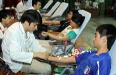 """""""红色周日""""—献血救人日活动即将举行"""