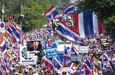 泰国总理英拉:政府有能力控制局势
