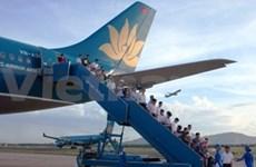 2013年越航11.4万个航班安全飞行