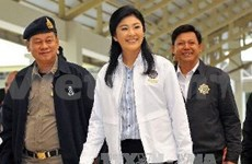泰国:选举将如期进行