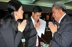 泰国军队呼吁政府和反政府示威者进行对话