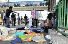 泰国警方对示威者遭炸弹袭击事件做出结论