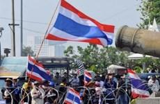 泰国实施紧急状态令