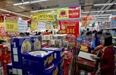 2014年1月份越南居民消费价格指数上涨0.69%