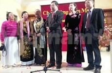 越南驻摩洛哥大使馆举行欢度马年春节活动