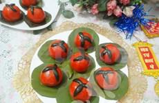 越南民族:春节做木鳖饼 幸运一整年