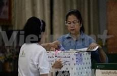 泰国计划在数十个选区重新进行投票