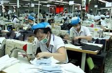南定省各工业区目前需要6000多名劳动力