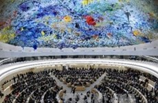 越南在联合国人权理事会发表越南人权报告