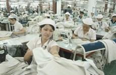越南纺织服装出口新年开门红