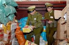 越南安江省加强打击边界走私活动