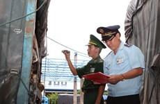 """越南与老挝合作展开""""一门一个停站""""口岸检查模型"""