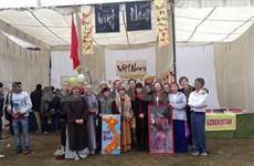 印度国际文化节吸引众多越南留学生参加