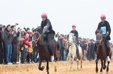 老街省北河传统赛马节在河内举行