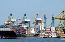 2014年一月份新加坡出口总额小幅下降