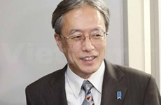韩日恢复外交接触