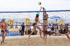 越南加快2016年亚洲沙滩运动会筹备工作