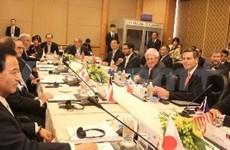 TPP谈判部长级会议在新加坡召开