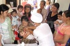 日本帮助越南改善贫困儿童营养条件