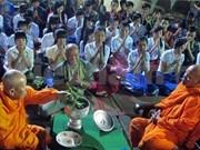 高棉族拜月节将是2014年九龙江三角洲地区——朔庄经济合作论坛的亮点
