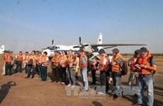 马航客机失踪:国际媒体记者纷纷来到越南富国岛报道新闻