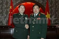 越南国防部长:越中友谊将不断得到巩固与发展