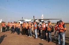 马航客机失踪事件:越南党和政府十分关切搜救 工作