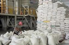 2014年泰国抢回世界大米出口第一大国地位